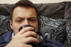 грипп холодов Стоковые Изображения