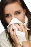грипп стоковое фото rf