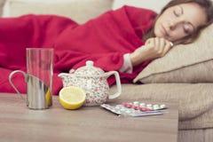 грипп стоковые изображения