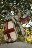грифон london города Стоковое Изображение RF