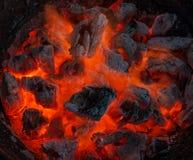 Гриль барбекю Стоковая Фотография