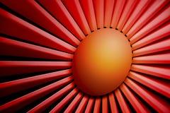Гриль вентилятора стоковое фото rf