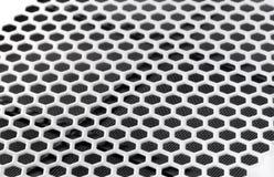 Гриль вентиляции случая ПК Стоковое фото RF