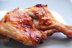 Гриль цыпленка Стоковая Фотография