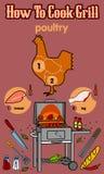 Гриль & BBQ Стоковое фото RF