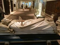 Гроб ферзя Mary стоковые фото