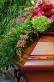 Гроб стоковые изображения