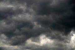 гроза Стоковая Фотография