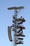 Громкоговоритель и звуковая система Стоковые Фотографии RF