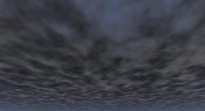 гром шторма Стоковое Фото