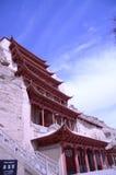 Грот Дуньхуан Китай Mo Gao Стоковое Изображение RF