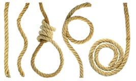 Грубая веревочка Стоковое Изображение RF