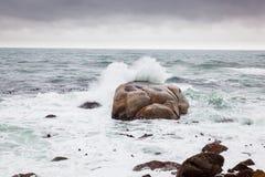 грубая вода Стоковая Фотография RF