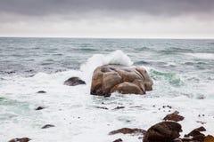 грубая вода Стоковые Фотографии RF