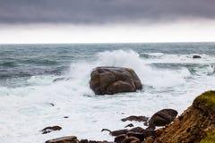 грубая вода Стоковое фото RF