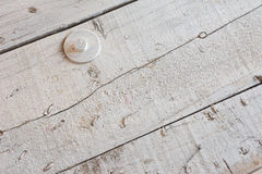 Грубая деревянная доска стоковая фотография rf