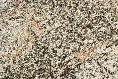 Грубая каменная поверхность Стоковое Фото
