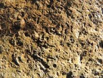грубая каменная поверхность Стоковая Фотография