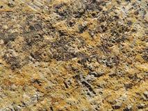 грубая каменная поверхность Стоковое Изображение