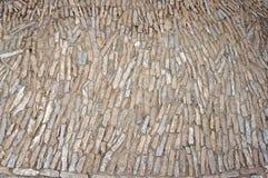 Грубая каменная текстура пола Стоковые Фотографии RF