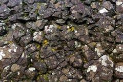 грубая каменная текстура Стоковые Фотографии RF