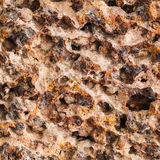 Грубая каменная текстура Стоковые Фото