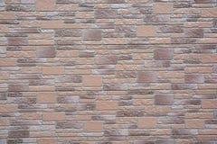Грубая кирпичная стена Стоковое фото RF