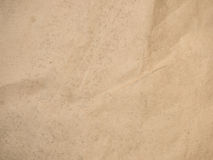 Грубая коричневая бумага пакета Стоковые Изображения RF