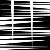 Грубая нервная картина, текстура с случайным, хаотическим острым triangula Стоковые Изображения