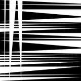 Грубая нервная картина, текстура с случайным, хаотическим острым triangula Стоковые Изображения RF