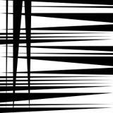 Грубая нервная картина, текстура с случайным, хаотическим острым triangula Стоковое фото RF