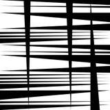 Грубая нервная картина, текстура с случайным, хаотическим острым triangula Стоковое Изображение RF