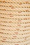 Грубая предпосылка веревочки стоковое фото