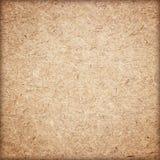 Грубая текстура коричневой бумаги Стоковое Фото