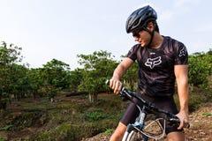 Грубое катание в Коста-Рика Стоковое фото RF