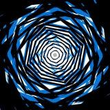 Грубые нервные картина или текстура в одной цвете и черноте иллюстрация вектора