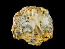Грубый белый опал Стоковая Фотография