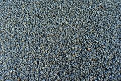 Грубый гравий - каменная текстура стоковое изображение rf