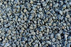 Грубый гравий - каменная текстура стоковая фотография