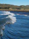 Грубый океан Стоковая Фотография RF
