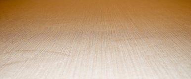 Грубый пол естественной ткани в перспективе Стоковая Фотография