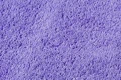 Грубый пурпурный взгляд сверху текстуры стоковая фотография rf