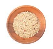 Грубый рис Стоковое фото RF