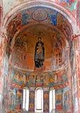 Грузинский правоверный монастырь Gelati стоковая фотография rf