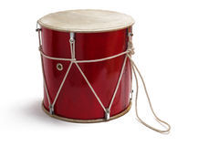 Грузинское традиционное doli барабанчика изолированное на белизне Стоковые Изображения