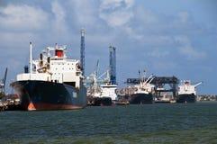 грузовие корабли стоковое фото
