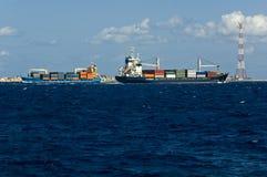 грузовие корабли Стоковые Фото