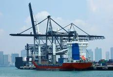 грузовие корабли Стоковая Фотография RF