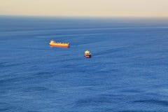 Грузовие корабли стоковое изображение rf