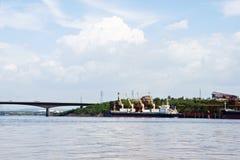 Грузовие корабли Стоковое Изображение